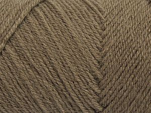 Items made with this yarn are machine washable & dryable. Fiber Content 100% Acrylic, Light Camel, Brand Ice Yarns, fnt2-71182