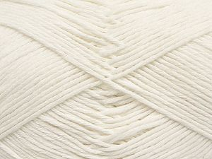 Fiber Content 100% Cotton, White, Brand Ice Yarns, fnt2-71193