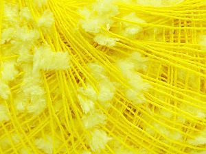 Fiber Content 90% Acrylic, 10% Polyester, Neon Green, Brand Ice Yarns, fnt2-71247