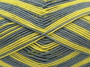 Vezelgehalte 50% Katoen, 50% Acryl, Light Olive Green Light Green, Brand Ice Yarns, Grey, Yarn Thickness 2 Fine Sport, Baby, fnt2-71261
