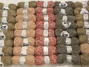 Summer Yarns In this list; you see most recent 50 mixed lots. <br> To see all <a href=&/mixed_lots/o/4#list&>CLICK HERE</a> (Old ones have much better deals)<hr> Brand Ice Yarns, fnt2-71295