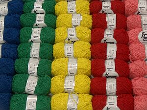 Cottonac Wave Yarns In this list; you see most recent 50 mixed lots. <br> To see all <a href=&/mixed_lots/o/4#list&>CLICK HERE</a> (Old ones have much better deals)<hr> Vezelgehalte 50% Acryl, 50% Katoen, Brand Ice Yarns, fnt2-71297