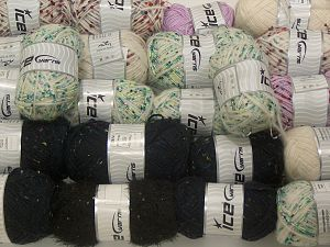 Custom Blend Yarns In this list; you see most recent 50 mixed lots. <br> To see all <a href=&/mixed_lots/o/4#list&>CLICK HERE</a> (Old ones have much better deals)<hr> Brand Ice Yarns, fnt2-71303