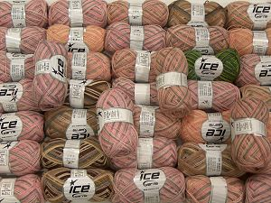 Sale Sock Yarns In this list; you see most recent 50 mixed lots. <br> To see all <a href=&/mixed_lots/o/4#list&>CLICK HERE</a> (Old ones have much better deals)<hr> Vezelgehalte 75% superwash wol, 25% Polyamide, Brand Ice Yarns, fnt2-71306