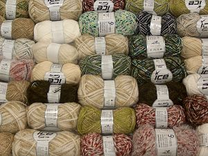 Custom Blend Yarns In this list; you see most recent 50 mixed lots. <br> To see all <a href=&/mixed_lots/o/4#list&>CLICK HERE</a> (Old ones have much better deals)<hr> Brand Ice Yarns, fnt2-71314