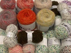 Custom Blend Yarns In this list; you see most recent 50 mixed lots. <br> To see all <a href=&/mixed_lots/o/4#list&>CLICK HERE</a> (Old ones have much better deals)<hr> Brand Ice Yarns, fnt2-71315