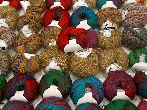 Sale Self-Striping Yarns In this list; you see most recent 50 mixed lots. <br> To see all <a href=&/mixed_lots/o/4#list&>CLICK HERE</a> (Old ones have much better deals)<hr> Brand Ice Yarns, fnt2-71316