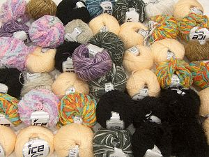 Fancy Yarns In this list; you see most recent 50 mixed lots. <br> To see all <a href=&/mixed_lots/o/4#list&>CLICK HERE</a> (Old ones have much better deals)<hr> Brand Ice Yarns, fnt2-71319