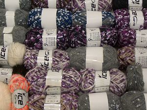 Custom Blend Yarns In this list; you see most recent 50 mixed lots. <br> To see all <a href=&/mixed_lots/o/4#list&>CLICK HERE</a> (Old ones have much better deals)<hr> Brand Ice Yarns, fnt2-71328