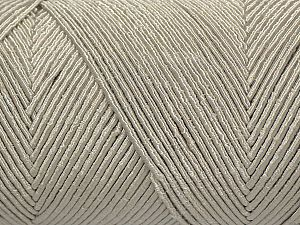 Fiber Content 70% Polyester, 30% Cotton, Brand Ice Yarns, Beige, fnt2-71390