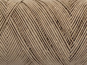 Fiber Content 70% Polyester, 30% Cotton, Light Camel, Brand Ice Yarns, fnt2-71391
