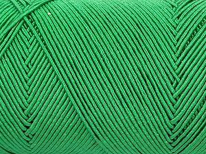 Fiber Content 70% Polyester, 30% Cotton, Brand Ice Yarns, Green, fnt2-71396
