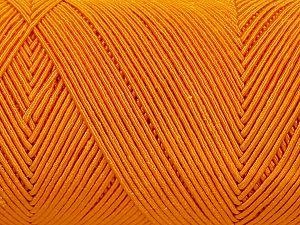 Fiber Content 70% Polyester, 30% Cotton, Orange, Brand Ice Yarns, fnt2-71400