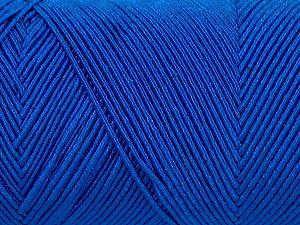Fiber Content 70% Polyester, 30% Cotton, Brand Ice Yarns, Blue, fnt2-71405