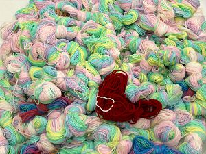 Leftover Yarns In this list; you see most recent 50 mixed lots. <br> To see all <a href=&/mixed_lots/o/4#list&>CLICK HERE</a> (Old ones have much better deals)<hr> Fiber Content 100% Acrylic, Brand Ice Yarns, fnt2-71422