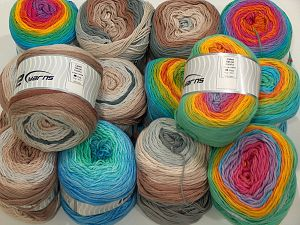 Cakes Natural Cotton Yarns In this list; you see most recent 50 mixed lots. <br> To see all <a href=&/mixed_lots/o/4#list&>CLICK HERE</a> (Old ones have much better deals)<hr> Brand Ice Yarns, fnt2-71429