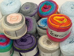 Cakes Natural Cotton Yarns In this list; you see most recent 50 mixed lots. <br> To see all <a href=&/mixed_lots/o/4#list&>CLICK HERE</a> (Old ones have much better deals)<hr> Brand Ice Yarns, fnt2-71435