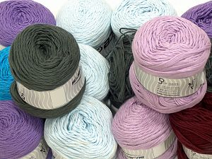 Cakes Natural Cotton Yarns In this list; you see most recent 50 mixed lots. <br> To see all <a href=&/mixed_lots/o/4#list&>CLICK HERE</a> (Old ones have much better deals)<hr> Brand Ice Yarns, fnt2-71438