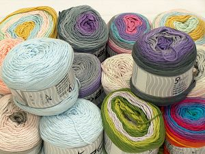 Cakes Natural Cotton Yarns In this list; you see most recent 50 mixed lots. <br> To see all <a href=&/mixed_lots/o/4#list&>CLICK HERE</a> (Old ones have much better deals)<hr> Brand Ice Yarns, fnt2-71439
