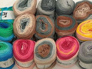 Cakes Natural Cotton Yarns In this list; you see most recent 50 mixed lots. <br> To see all <a href=&/mixed_lots/o/4#list&>CLICK HERE</a> (Old ones have much better deals)<hr> Brand Ice Yarns, fnt2-71442