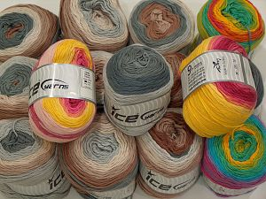 Cakes Natural Cotton Yarns In this list; you see most recent 50 mixed lots. <br> To see all <a href=&/mixed_lots/o/4#list&>CLICK HERE</a> (Old ones have much better deals)<hr> Brand Ice Yarns, fnt2-71443