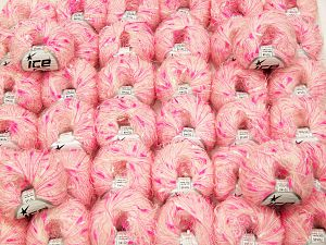 Sale Mohair-Wool Blend Yarns In this list; you see most recent 50 mixed lots. <br> To see all <a href=&/mixed_lots/o/4#list&>CLICK HERE</a> (Old ones have much better deals)<hr> Fiber Content 50% Kid Mohair, 40% Acrylic, 10% Polyester, Brand Ice Yarns, fnt2-71448