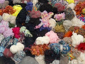Leftover Yarns In this list; you see most recent 50 mixed lots. <br> To see all <a href=&/mixed_lots/o/4#list&>CLICK HERE</a> (Old ones have much better deals)<hr> Brand Ice Yarns, fnt2-71583