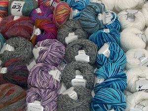 Fancy Yarns In this list; you see most recent 50 mixed lots. <br> To see all <a href=&/mixed_lots/o/4#list&>CLICK HERE</a> (Old ones have much better deals)<hr> Brand Ice Yarns, fnt2-71584