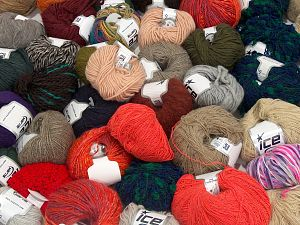 Fancy Yarns In this list; you see most recent 50 mixed lots. <br> To see all <a href=&/mixed_lots/o/4#list&>CLICK HERE</a> (Old ones have much better deals)<hr> Brand Ice Yarns, fnt2-71585