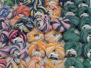 Monaco Yarns In this list; you see most recent 50 mixed lots. <br> To see all <a href=&/mixed_lots/o/4#list&>CLICK HERE</a> (Old ones have much better deals)<hr> Brand Ice Yarns, fnt2-71587