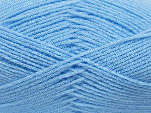 Fiber Content 100% Acrylic, Brand Ice Yarns, Baby Blue, fnt2-71602
