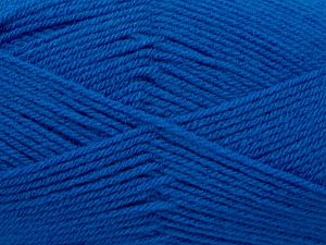 Fiber Content 100% Acrylic, Saxe Blue, Brand Ice Yarns, fnt2-71604