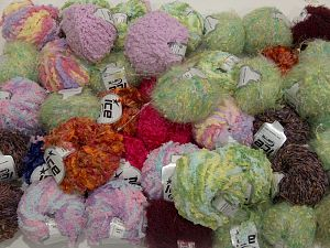 Fancy Yarns In this list; you see most recent 50 mixed lots. <br> To see all <a href=&/mixed_lots/o/4#list&>CLICK HERE</a> (Old ones have much better deals)<hr> Brand Ice Yarns, fnt2-71605