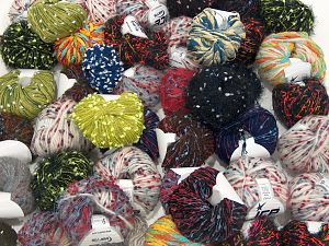 Fancy Yarns In this list; you see most recent 50 mixed lots. <br> To see all <a href=&/mixed_lots/o/4#list&>CLICK HERE</a> (Old ones have much better deals)<hr> Brand Ice Yarns, fnt2-71606