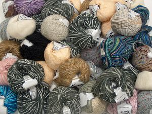 Fancy Yarns In this list; you see most recent 50 mixed lots. <br> To see all <a href=&/mixed_lots/o/4#list&>CLICK HERE</a> (Old ones have much better deals)<hr> Brand Ice Yarns, fnt2-71607