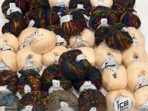 Fancy Yarns In this list; you see most recent 50 mixed lots. <br> To see all <a href=&/mixed_lots/o/4#list&>CLICK HERE</a> (Old ones have much better deals)<hr> Brand Ice Yarns, fnt2-71608