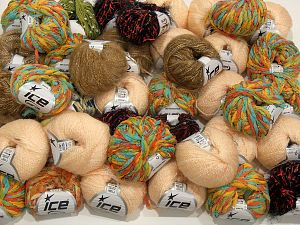 Fancy Yarns In this list; you see most recent 50 mixed lots. <br> To see all <a href=&/mixed_lots/o/4#list&>CLICK HERE</a> (Old ones have much better deals)<hr> Brand Ice Yarns, fnt2-71610