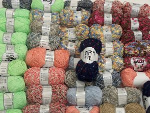 Fancy Yarns In this list; you see most recent 50 mixed lots. <br> To see all <a href=&/mixed_lots/o/4#list&>CLICK HERE</a> (Old ones have much better deals)<hr> Brand Ice Yarns, fnt2-71615