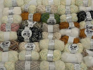 Fancy Yarns In this list; you see most recent 50 mixed lots. <br> To see all <a href=&/mixed_lots/o/4#list&>CLICK HERE</a> (Old ones have much better deals)<hr> Brand Ice Yarns, fnt2-71619