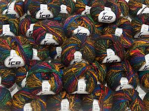 Sale Self-Striping Yarns In this list; you see most recent 50 mixed lots. <br> To see all <a href=&/mixed_lots/o/4#list&>CLICK HERE</a> (Old ones have much better deals)<hr> Vezelgehalte 80% Acryl, 20% Nylon, Brand Ice Yarns, fnt2-71622