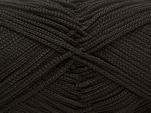 Width is 3 mm Fiber Content 100% Polyester, Yarn Thickness Other, Brand ICE, Black, fnt2-21637