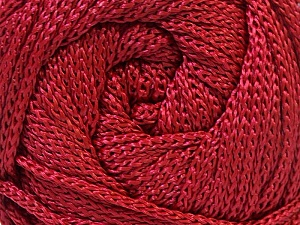 Width is 3 mm Fiber Content 100% Polyester, Yarn Thickness Other, Brand ICE, Burgundy, fnt2-21651
