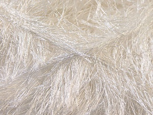 Fiber Content 100% Polyester, Brand ICE, Ecru, Yarn Thickness 5 Bulky  Chunky, Craft, Rug, fnt2-22700