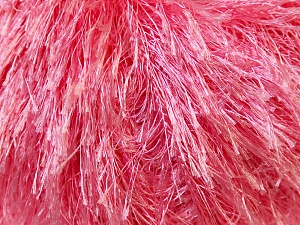 Fiber Content 100% Polyester, Pink, Brand ICE, Yarn Thickness 5 Bulky  Chunky, Craft, Rug, fnt2-22767