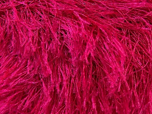 Fiber Content 100% Polyester, Brand ICE, Fuchsia, Yarn Thickness 5 Bulky  Chunky, Craft, Rug, fnt2-22770