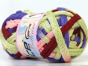 Fiber Content 100% Acrylic, Pink, Lavender, Brand ICE, Green, Copper, Yarn Thickness 6 SuperBulky Bulky, Roving, fnt2-22865