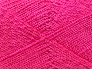 Fiber Content 100% Acrylic, Pink, Brand ICE, Yarn Thickness 2 Fine  Sport, Baby, fnt2-23590