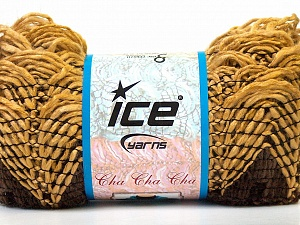 Fiber Content 90% Acrylic, 10% Polyester, Mustard, Brand Ice Yarns, Brown, Yarn Thickness 6 SuperBulky Bulky, Roving, fnt2-24240