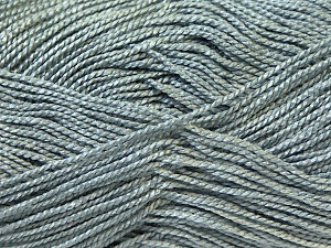 Fiber Content 100% Acrylic, Brand ICE, Grey, Yarn Thickness 1 SuperFine  Sock, Fingering, Baby, fnt2-24588