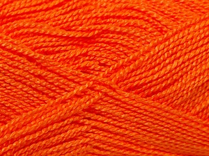 Fiber Content 100% Acrylic, Orange, Brand ICE, Yarn Thickness 1 SuperFine  Sock, Fingering, Baby, fnt2-24593